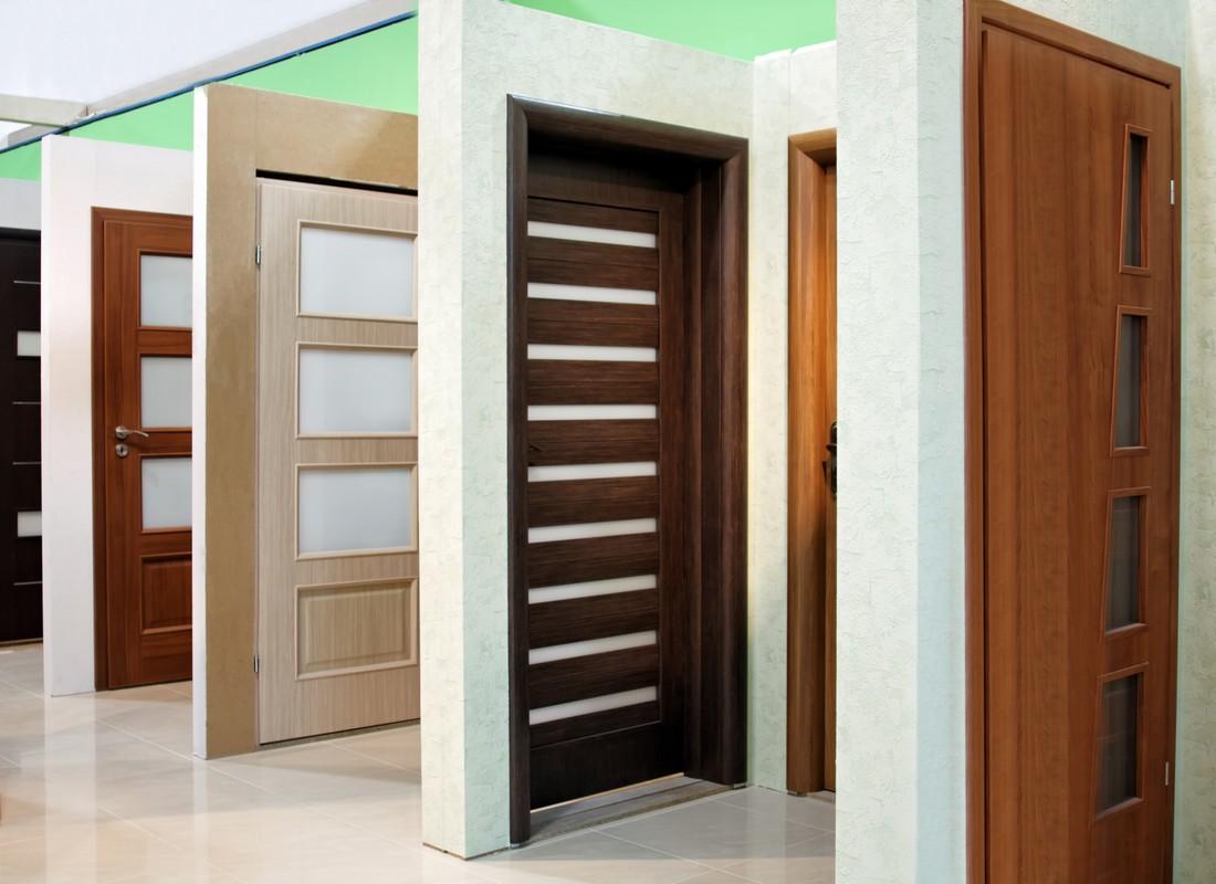 quels sont les diff rents types de portes int rieures. Black Bedroom Furniture Sets. Home Design Ideas