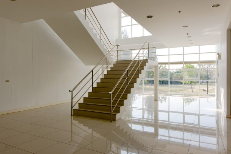 Les différents modèles d'escaliers