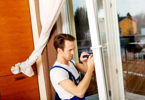Comment poser une porte-fenêtre ?