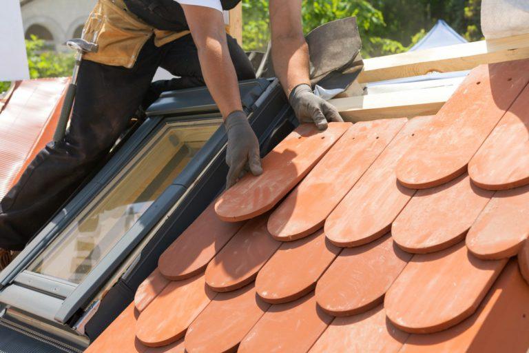 Remplacer une fenêtre de toit