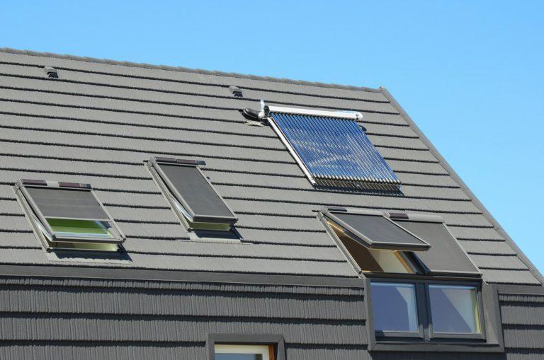 Les volets de fenêtres de toit