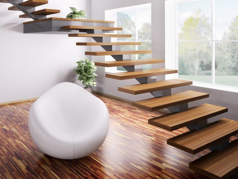 Quels matériaux pour son escalier intérieur ?