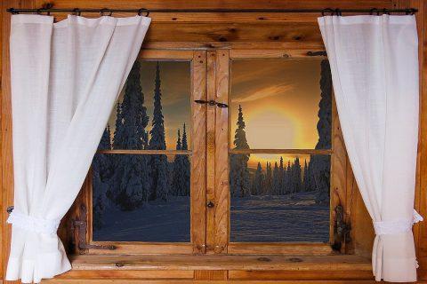 Entretenir des fenêtres en bois