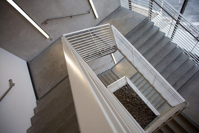 Les matériaux des escaliers