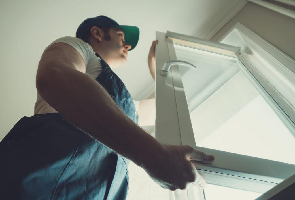 Poser et installer une fenêtre