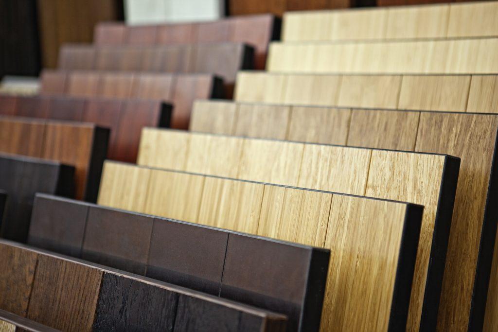 choix du bois d'escalier