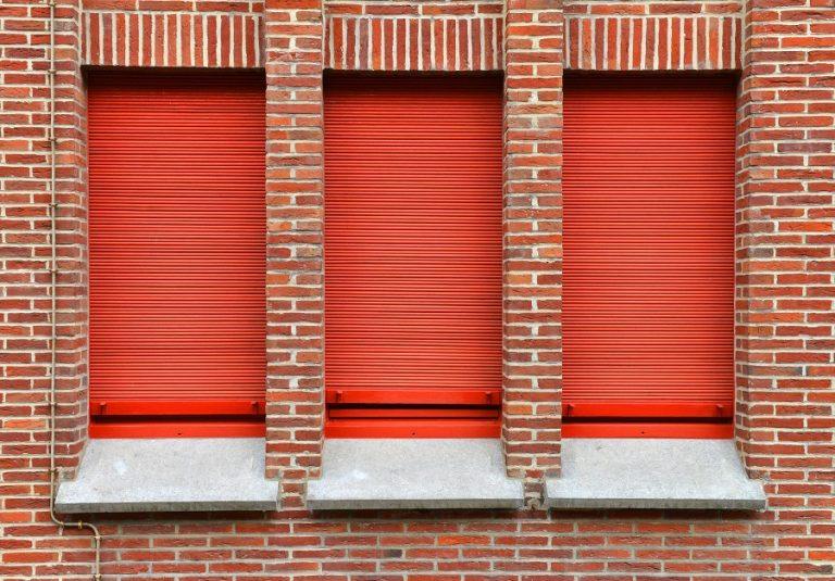 volets électriques façade