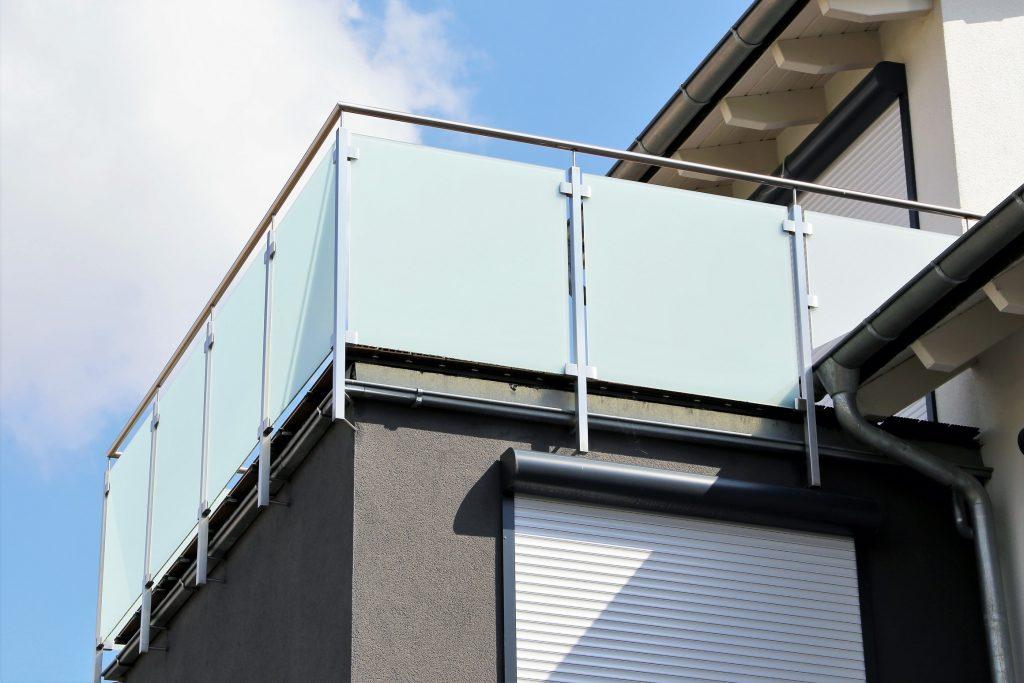 Garde-fou pour terrasse et balcons